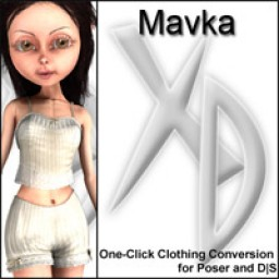 Mavka crossdresser license image