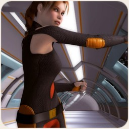 Space Defenders Solar Patrol: Mechanic V4 Image