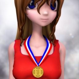 Medal for Star Image
