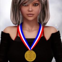 Medal for V4 Image