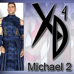 Michael 2 CrossDresser License Image