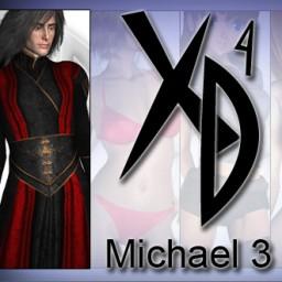 Michael 3 CrossDresser License Image