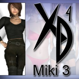 Miki 3 CrossDresser License Image
