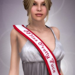 Miss Pageant Textures for Sash image