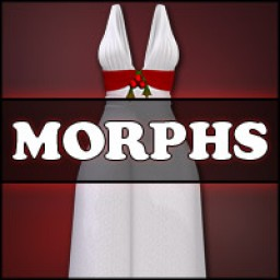 morphs for Jingle bell dress image