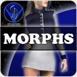 Morphs for V4 Space Defenders Nurse Image