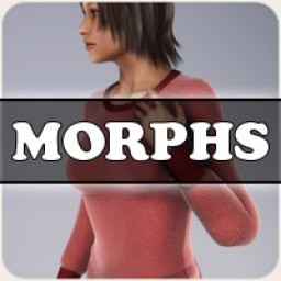 Morphs for V4 Long Underwear Image