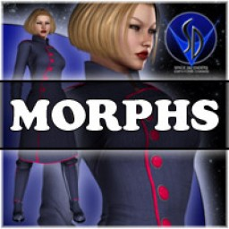 Morphs for V4 Space Defenders Commander Image