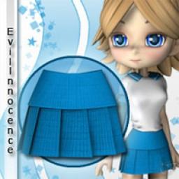 School Girl Skirt 2 for Cookie Image