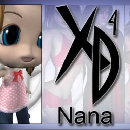 Nana CrossDresser License Image