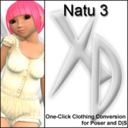 Natu 3 crossdresser license image