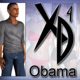 Obama CrossDresser License Image