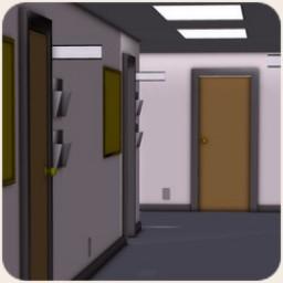 Office Hallway Image