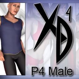 P4 Male CrossDresser License Image