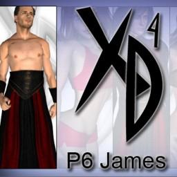 P6 James CrossDresser License Image