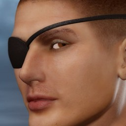 Pirate Eyepatch for Dusk image