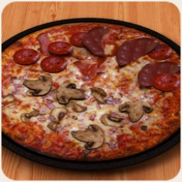 Pepe's Pizza Parlor - Pizza