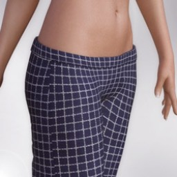 Sleepwear: Pajama Pants for Genesis 3 Female image