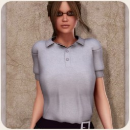 Polo Shirt for V4 Image