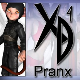 Pranx CrossDresser License Image