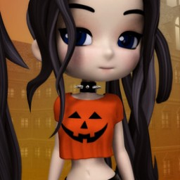 Pumpkin Shirt for Cookie image