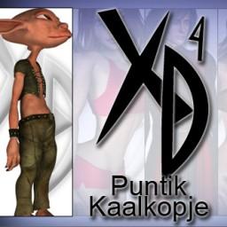 Puntik CrossDresser License Image