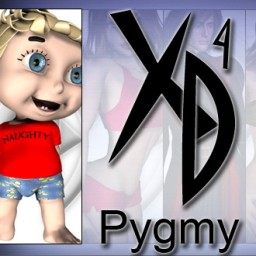 Pygmy CrossDresser License Image