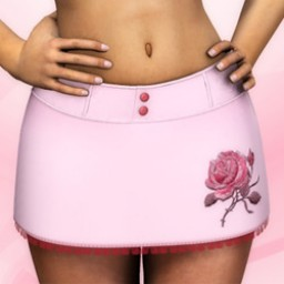 Rose Skirt for Dawn image