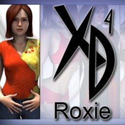 Roxie: CrossDresser License Image