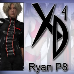 Ryan P8: CrossDresser License Image