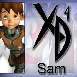 Sam CrossDresser License Image