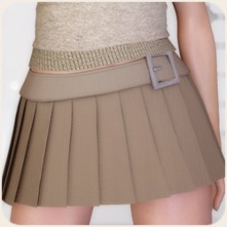 School Girl Skirt 1 for Michelle