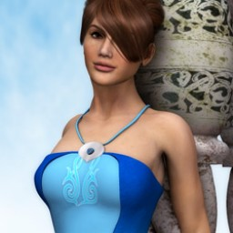 Shell Dress for Dawn Image