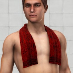 Shoulder Towel Textures image
