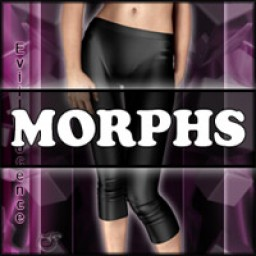 Morphs for V4 Short Leggings Image