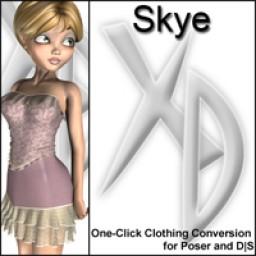 Skye: Crossdresser License