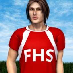 School Spirit: Soccer Uniform for Dusk Image