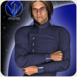 Space Defenders: Security Officer for M4 Image