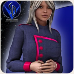 Space Defenders: Security Officer for V4 Image