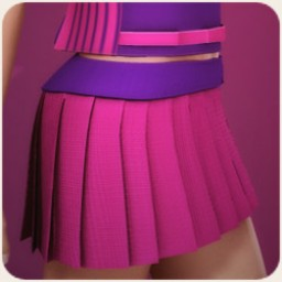 Spring for School Girl Skirts Image