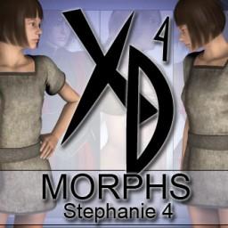 Stephanie 4 XD Morphs Image