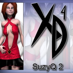 SuzyQ 2: CrossDresser License Image
