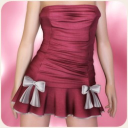 Sweetheart Dress for Michelle