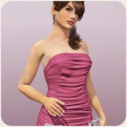 Sweetheart Dress for Dawn Image