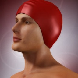 Swim Cap for Dusk image