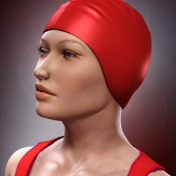 Swim Cap for V4 image