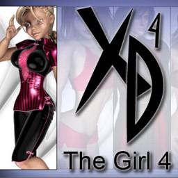 The Girl 4 CrossDresser License Image