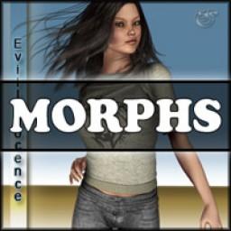 Morphs for V4 Dragon Shirt Image
