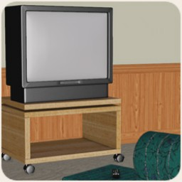 Simply Living TV Image
