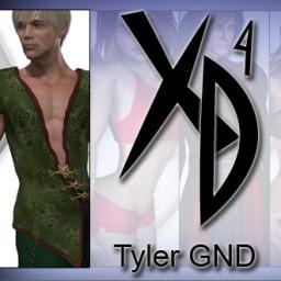 Tyler: CrossDresser License Image